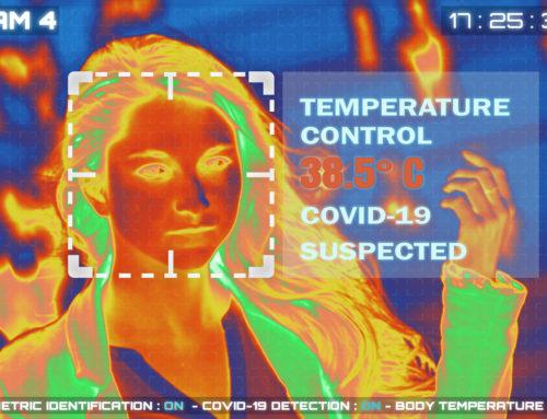 Telecamere termografiche per la sicurezza nelle aziende
