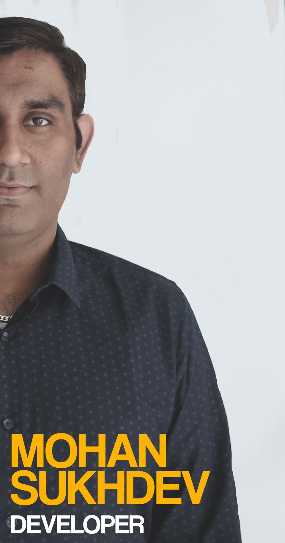 Sukhdev Mohan