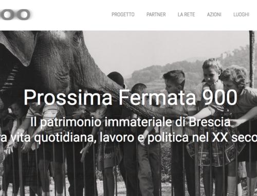 Prossima fermata 900: il materiale culturale del Novecento bresciano in una app